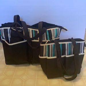 Baby boom diapers bag set